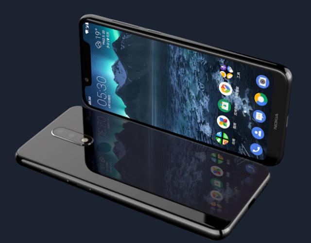Nokia X5 Pasang Chipset Helio P60
