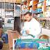 নওগাঁ -মহাদেবপুরে,স্বল্প মূল্যে ইনসাফ ইলেকট্রনিক এন্ড কম্পিউটারের সমারোহ