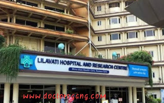 Lilavati Hospital Mumbai, India.  Best medical treatment in India for foreigners .