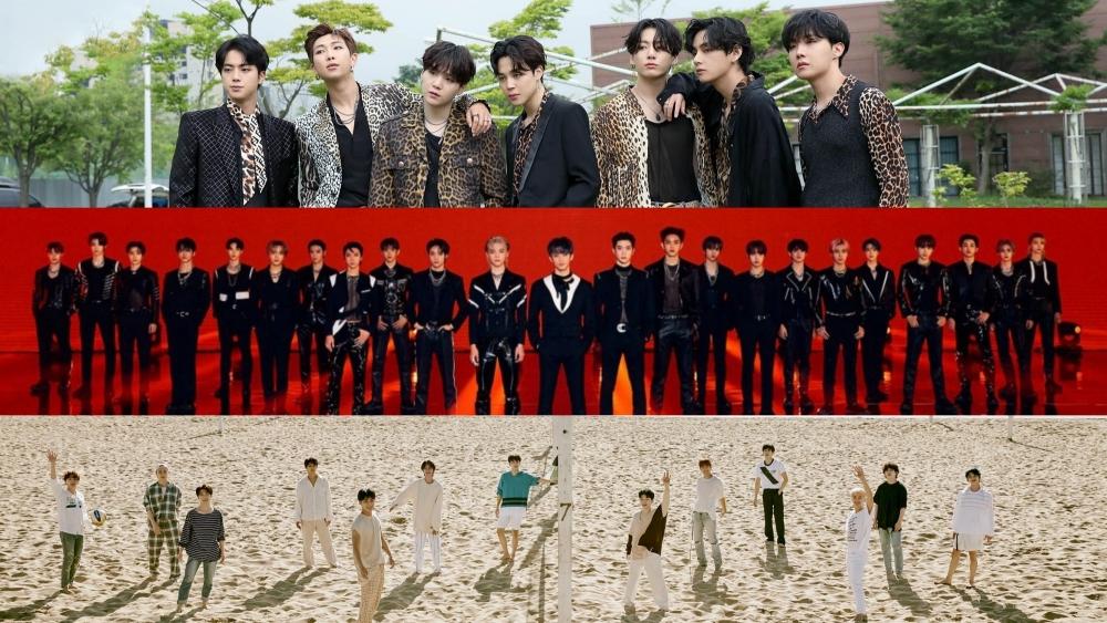 List of K-Pop Boy Groups' Brand Reputation in January 2021!