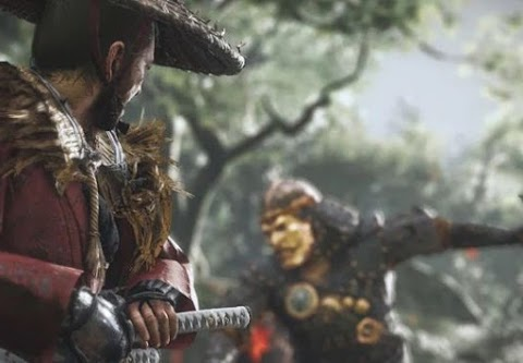 Could it Be A PS5 Launch Title? [Ghost Of Tsushima]