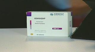 Llega a Venezuela antiviral ruso Favipiravir
