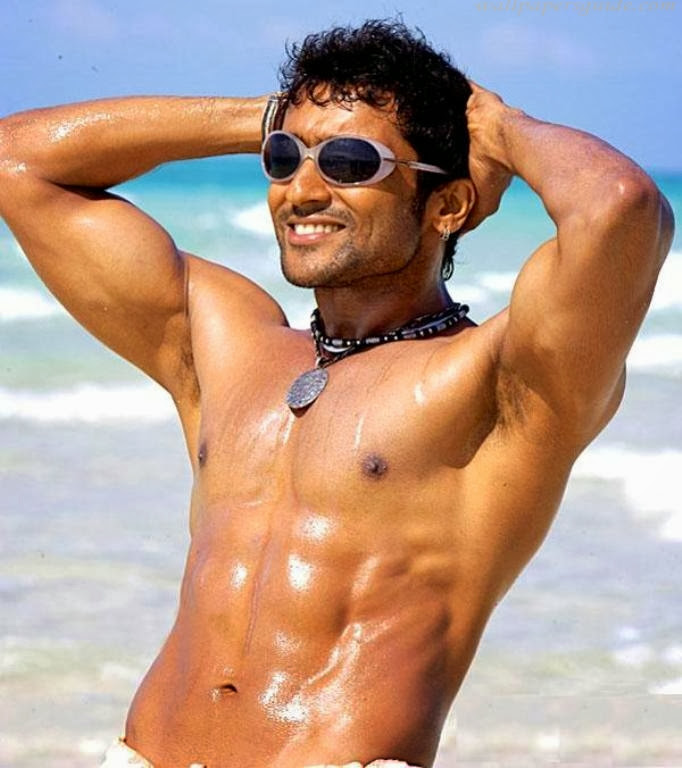 Suriya Shirtless FogTamil