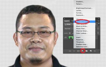 cara menghilangkan layar green screen di photoshop