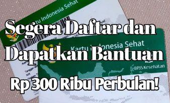 Cara Cairkan Dana Bansos Rp 300 Ribu di dtks.kemensos.go.id