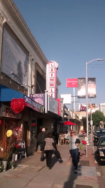 A Day in West Los Angeles by Stacey Kuhns (Places to go and a place to avoid)