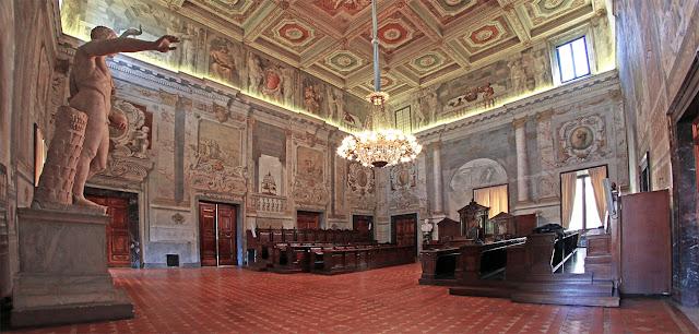 Palazzo Spada e le sale segrete del Consiglio di Stato - Visita guidata a numero chiuso e con prenotazione obbligatoria, Roma