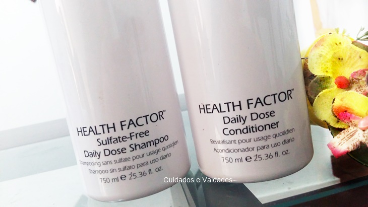 Bed Head Tigi S-Factor Health Factor