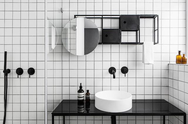 Wet And Dry Bathroom Design