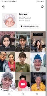 2078 filter tiktok | Age challenge filter tiktok | Cara dapatkan Aging Filter tiktok