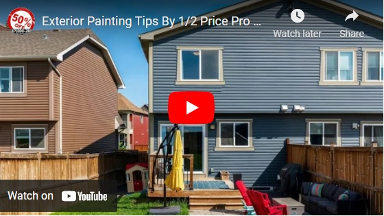 Exterior Painting Tips From Professional Exterior House Painters That Get You The Best Exterior Painting Results.