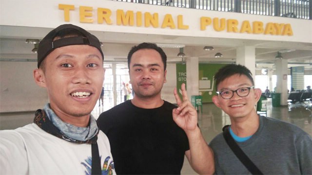 Fasilitas Terminal Purabaya Bungurasih Surabaya