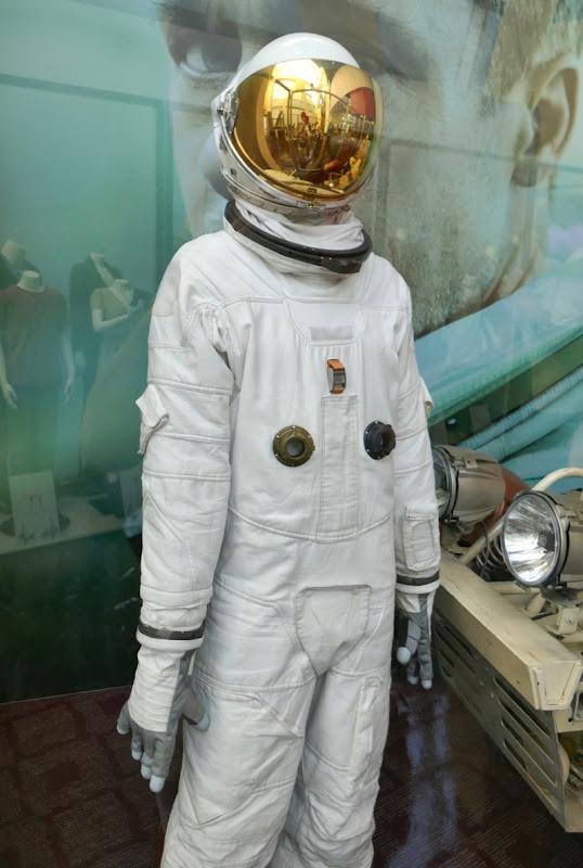 Brad Pitt Ad Astra astronaut costume