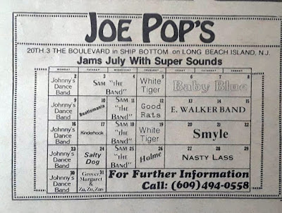 Joe Pop's on Long Beach Island, New Jersey