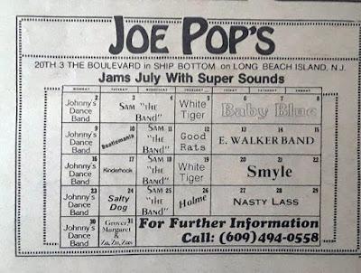 Joe Pop's on Long Beach Island, New Jersey