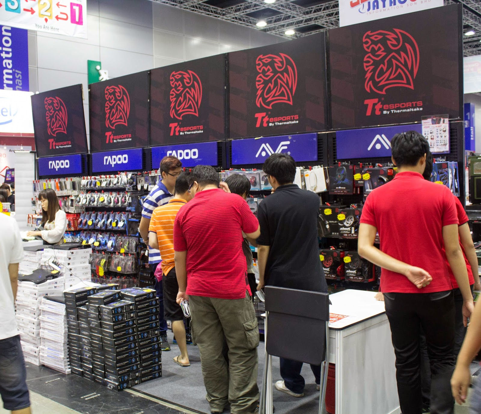 Coverage of PIKOM PC Fair 2014 @ Kuala Lumpur Convention Center 342