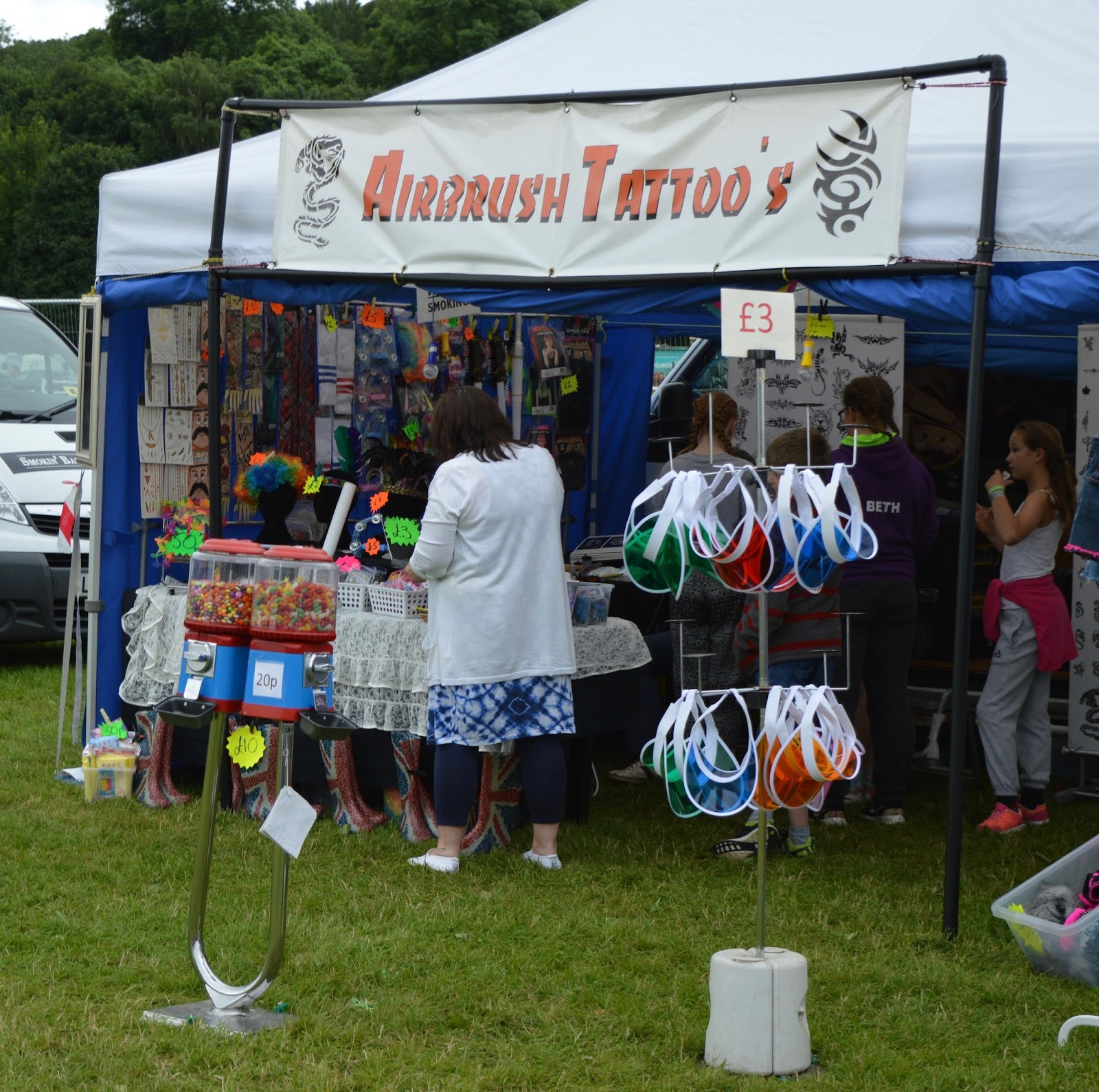 Corbridge Festival 2016 - A Review - tattoos