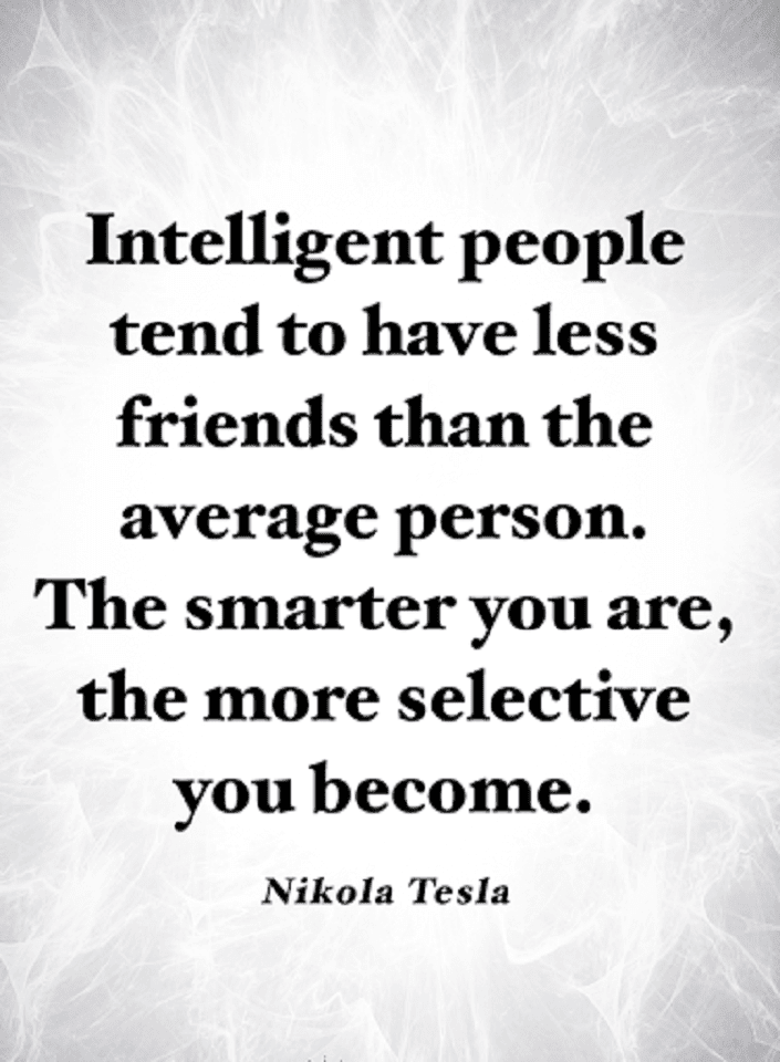 Intelligent People Quotes, Nikola Tesla Quotes,