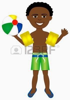 TALAKU  Protecciones para el afro en piscina o playa ... daba4863a18