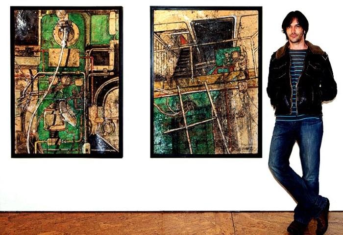 Французский художник. Vincent Lignereux