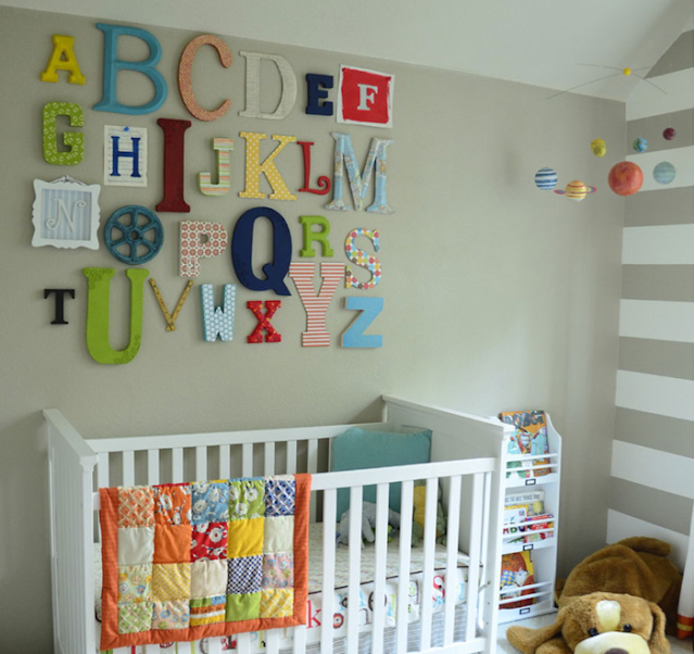 Bedroom Kids: Toddler Room Ideas