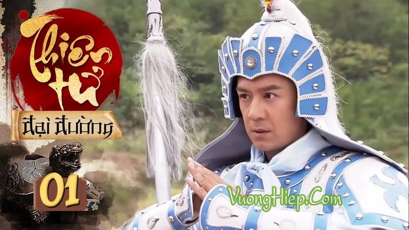 Thiên Tử Đại Đường - Trần Hạo Dân - Phim Kiếm Hiệp