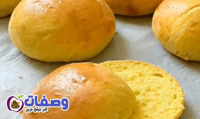 طريقة عمل خبز البطاطا