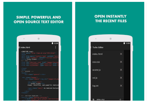 Best Ads Free Text Editor/Document Editor For Android