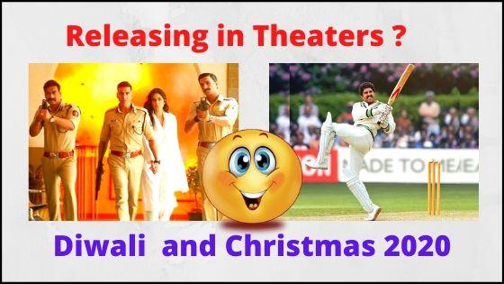 akshay kumar sooryavanshi and ranveer singh 83 releasing on diwali & christmas in theaters