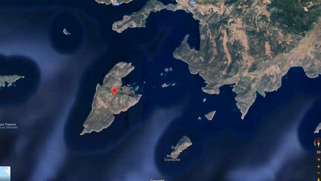 Ελληνική πυραυλάκατος παρακολουθεί στενά το τουρκικό ερευνητικό σκάφος Bilim 2