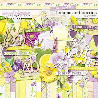 Lemons and Berries