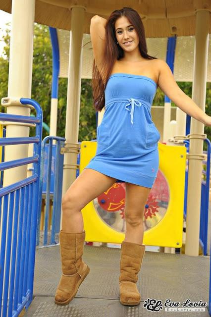 Eva Lovia   Girl Nude
