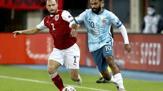 Με Γκολ του Γκάγιας Ζαχίντ (Αυστρία 1-1 Νορβηγία)