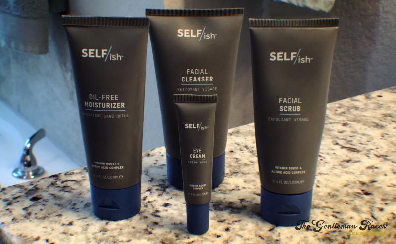 SELF/ish Skin men's Grooming Products