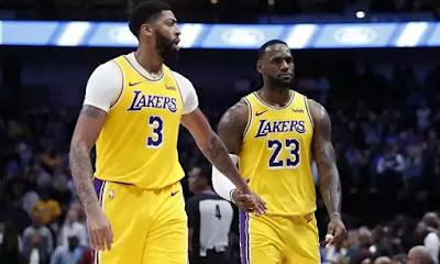 Los Lakers presentan marca de 5-1, líderes de la competitiva Conferencia del Oeste de la NBA