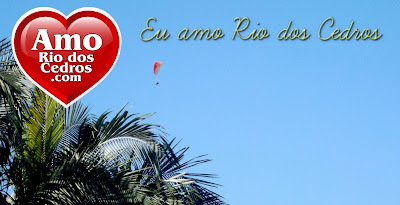 Eu amo Rio dos Cedros