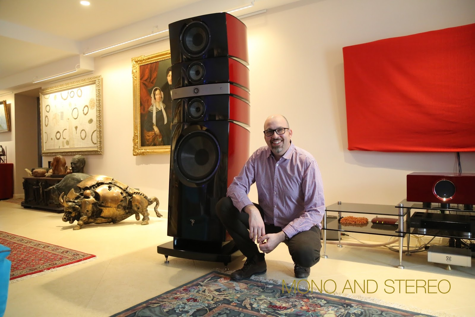 mono and stereo high end audio magazine the focal grande. Black Bedroom Furniture Sets. Home Design Ideas
