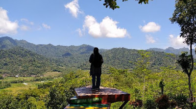 Panorama Punthuk setumbu