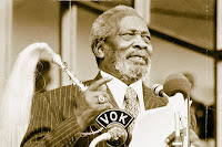 KENYATTA - See how Kenyan military secretly exhumed JOMO KENYATTA's body at night, took it to City Mortuary for cleaning and returned it without anyone noticing? It was top secret