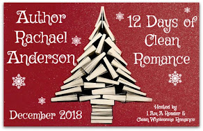 12 Days of Clean Romance featuring Rachael Anderson – 18 December