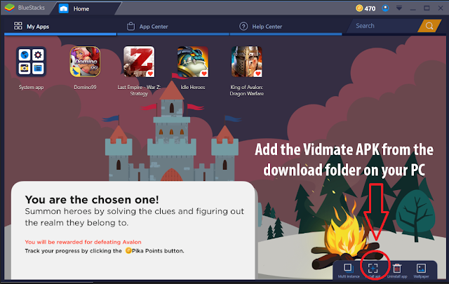 VidMate Video Downloader for PC or Computer