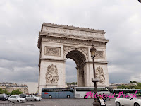 凱旋門-Arc-de-triomphe-de-l'Etoile
