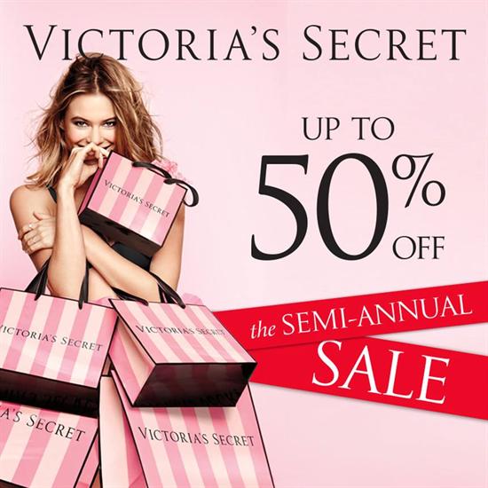 ac608b23695ad Victoria s Secret   The Semi Annual Sale! From 25-May-2017