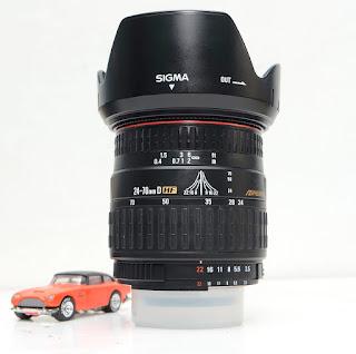 Jual Lensa Sigma 24-70D HD ( AF-D ) For Nikon