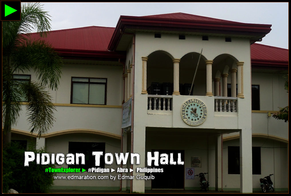 PIDIGAN, ABRA MUNICIPAL/TOWN HALL