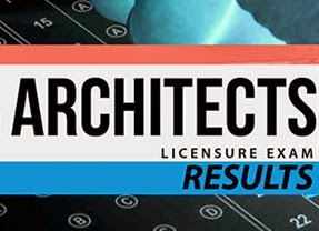 List of Passers Architects Licensure Examination January 23 & 25 2015
