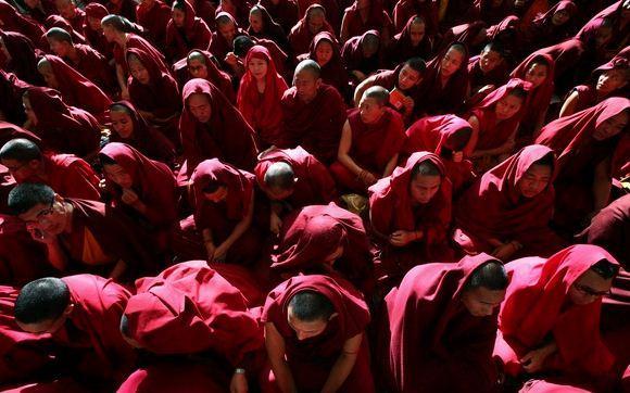 Biarawan Tibet