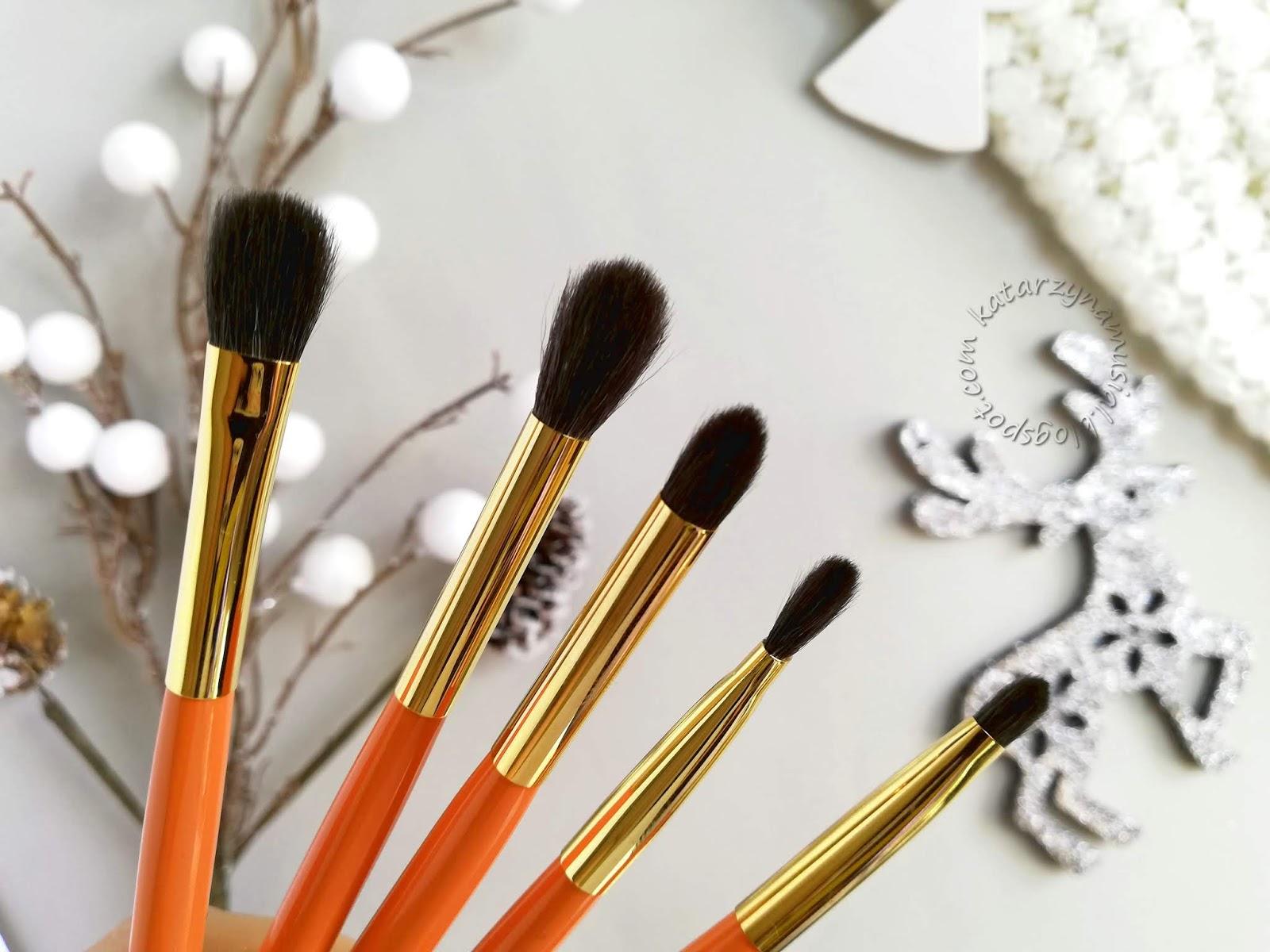 Nie najtańsze a najlepsze pędzle do makijażu z Aliexpress