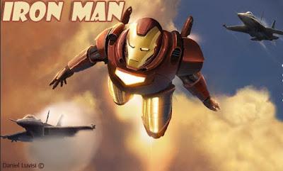 iron man hayatı