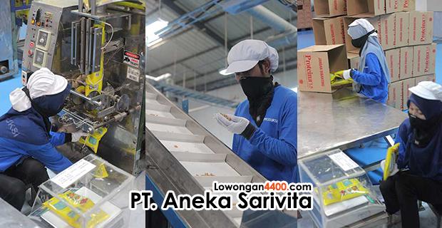 Lowongan Kerja PT. Aneka Sarivita Tangerang